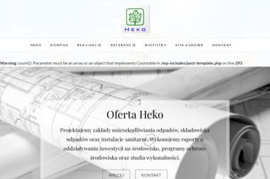 """""""HEKO"""" Sp. z o.o. - Projektowanie instalacji sanitarnych Poznań"""