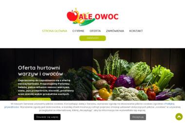 ALE OWOC - Warzywa Łódź