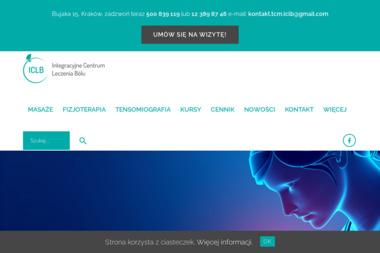 Integracyjne Centrum Leczenia Bólu - Akupunktura Kraków