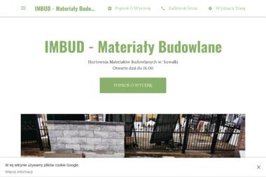IMBUD - Skład budowlany Suwałki
