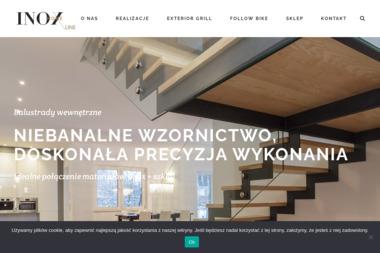 INOXLINE - Balustrady ze Stali Nierdzewnej Grodzisk Mazowiecki