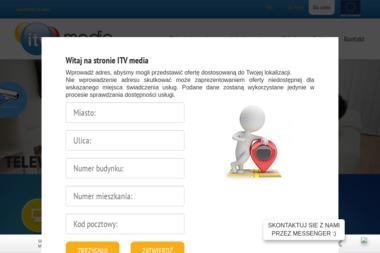 ITV Media - Internet Łowicz