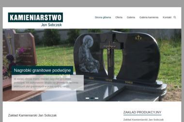 Zakład Kamieniarski Jan Sobczak - Nagrobki Grajewo