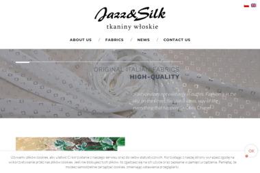 Jazz&Silk - Hurtownia Tkanin Gdańsk