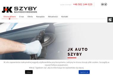 JK Auto Szyby - Oklejanie Szyb Samochodowych Nowy Sącz