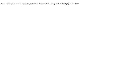 KAFKA - Ekspresy do Kawy Białystok