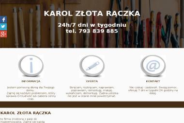 KAROL ZŁOTA RĄCZKA - Remonty mieszkań Wyszków