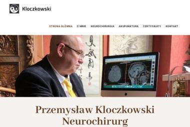 Gabinet Lekarski – Przemysław Kloczkowski - Akupunktura Włocławek