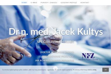 Dr Kultys - Proktolog Rzeszów