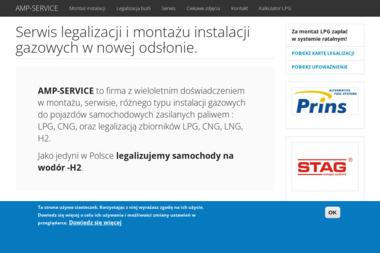 AMP-SERVICE - Instalacje LPG Warszawa