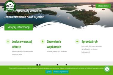 Jeziorowo - Stawowe Gospodarstwo Rybackie Sp. z o.o - Ryby SIERAKÓW