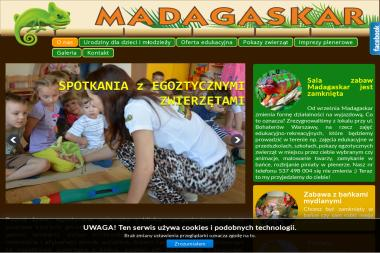 MADAGASKAR - Animatorzy dla dzieci Koszalin