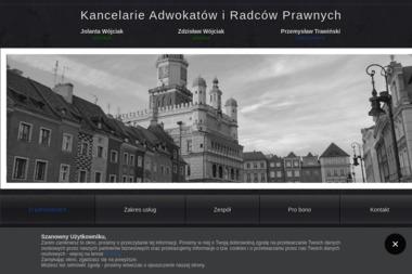 Kancelaria Radcy Prawnego Przemysław Trawiński - Obsługa prawna firm Poznań