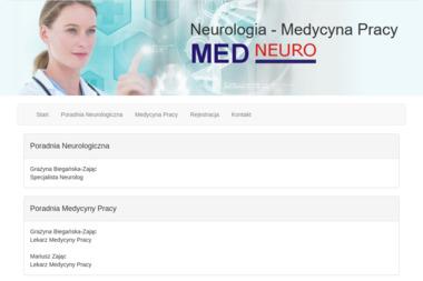 Med-Neuro - Medycyna pracy Konin