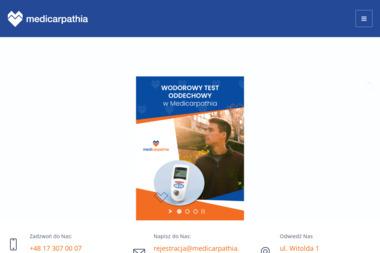 Podkarpackie Centrum Leczenia Chorób Cywilizacyjnych Medicatpahia Sp. z o.o. - Proktolog Rzeszów