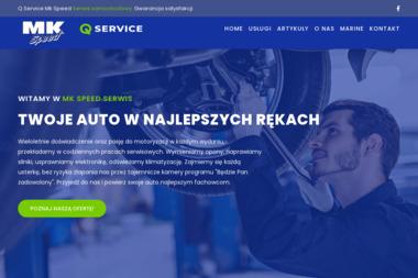 MK-SPEED - Wypożyczalnia samochodów Inowrocław