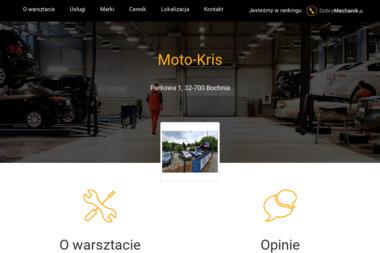 Moto-Kris - Elektryk samochodowy Bochnia