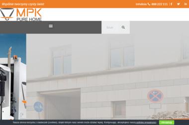 MPK Pure Home - Transport Gruzu Ostrołęka