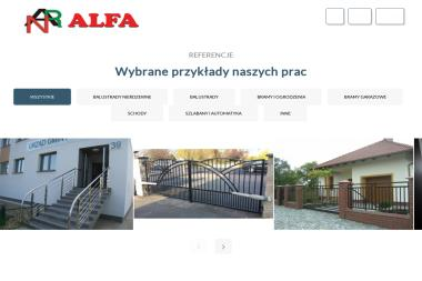 Firma ALFA - Schody Strychowe Godziesze Małe