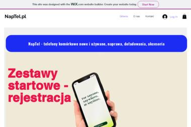 NAPTEL - Serwis komputerów, telefonów, internetu Tomaszów Lubelski