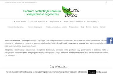 Natural-Detox - Masaże dla Par Nowy Sącz