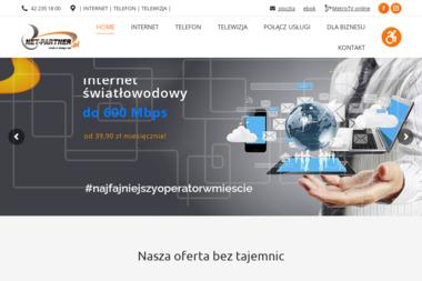 NET-PARTNER S.C. - Telefony stacjonarne Łódź