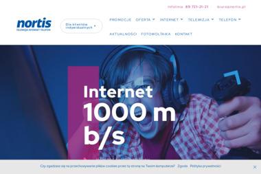 Nortis - Internet Jeziorany