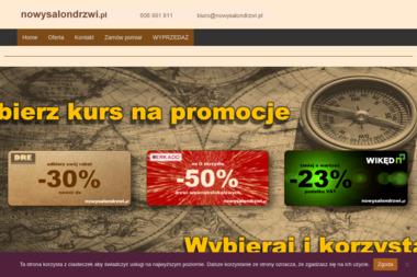 Nowy Salon Drzwi i Podłóg - Podłogi drewniane, panele Koszalin