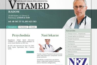 NZOZ Vitamed - Elektroakupunktura Radom