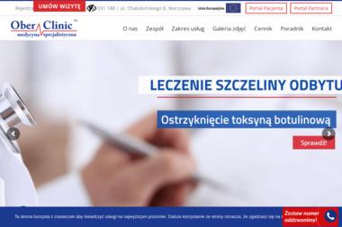 Ober Clinic - Proktolog Warszawa