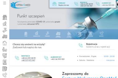 Centrum Medycyny Konwencjonalnej i Alternatywnej Opra-Med - Medycyna naturalna Warszawa