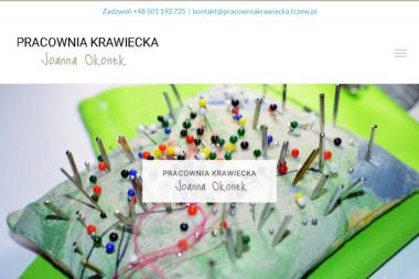 Pracownia Krawiecka Joanna Okonek - Rzemiosło Tczew