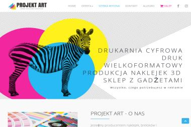 PROJEKT ART - Naklejki Katowice