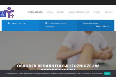 Rehabilitacja Proszowice - Adrian Karasiewicz - Masaże Relaksacyjne Proszowice