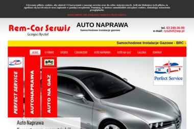 REM-CAR - Instalacje LPG Golina