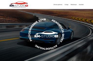 RM-Studio - Przyciemnianie Szyb w Samochodzie Żyraków