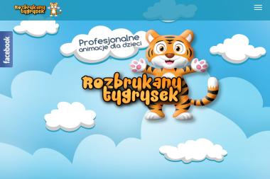 Rozbrykany Tygrysek - Animatorzy dla dzieci Smolnica