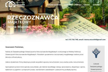 Kancelaria Rzeczoznawcy Majątkowego Iwona Wiącek - Kancelaria prawna Staszów