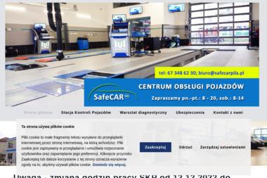 Safecar Sp. z o.o. - Przeglądy i diagnostyka pojazdów Piła