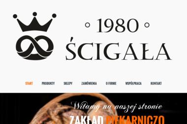 Zakład Piekarniczo-Cukierniczy Ścigała - Cukiernia Siemianowice Śląskie