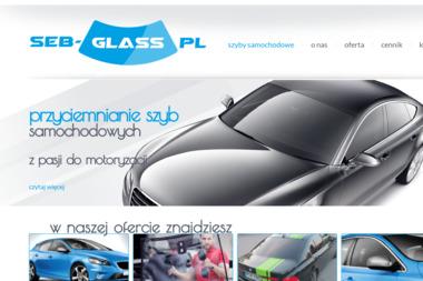 Seb-Glass.pl - Przyciemnianie szyb Kurzętnik