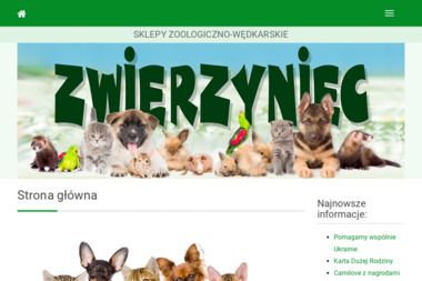 Fordon ul. Rynek 9 - Zoologiczne Bydgoszcz