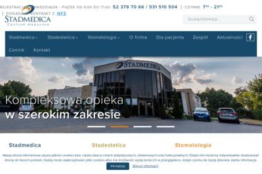 Niepubliczny Zakład Opieki Zdrowotnej Stadmedica - Prywatne kliniki Bydgoszcz