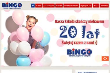 Szkoła Języków Obcych BINGO - Szkoła językowa Sandomierz