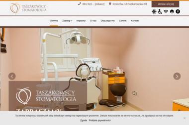 Taszakowscy Stomatologia - Stomatolog Rzeszów