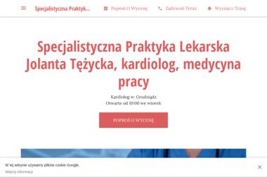 Specjalistyczna Praktyka Lekarska Jolanta Tężycka- kardiolog, medycyna pracy - Medycyna pracy Grudziądz