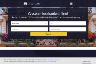 Urban.one - wycena nieruchomości - Wycena nieruchomości Warszawa