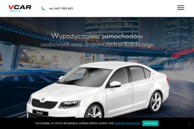 VCAR - Wypożyczalnia samochodów Kołobrzeg