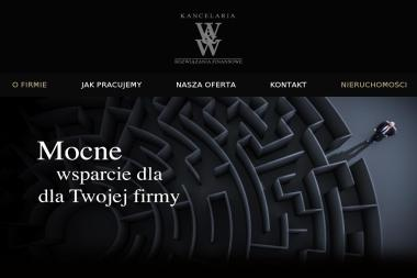 Kancelaria W&W Rozwiązania Finansowe - Doradztwo, pośrednictwo Kalisz