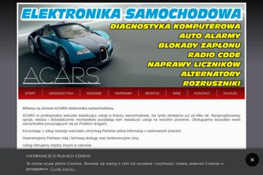 ACARS - Elektryk samochodowy Myślenice